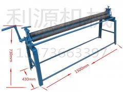 管道保温包铝皮机器